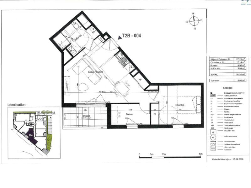 Sale apartment Saint nazaire 179000€ - Picture 3