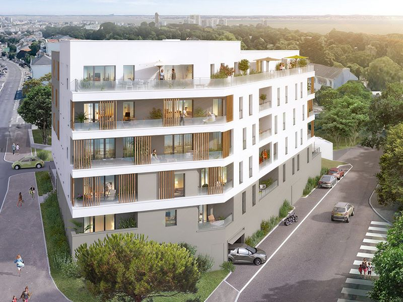 Venta  apartamento Saint nazaire 267000€ - Fotografía 2