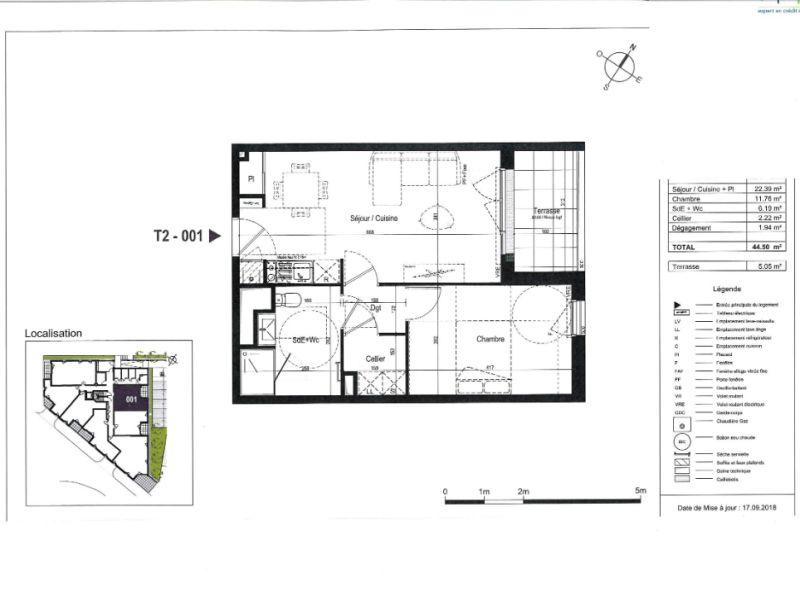Vente appartement Saint nazaire 160000€ - Photo 3