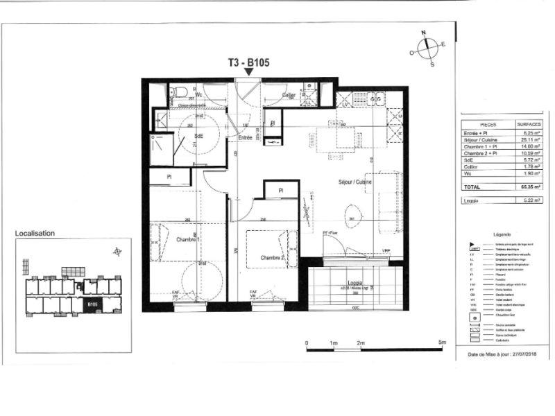 Venta  apartamento Olonne sur mer 231000€ - Fotografía 3