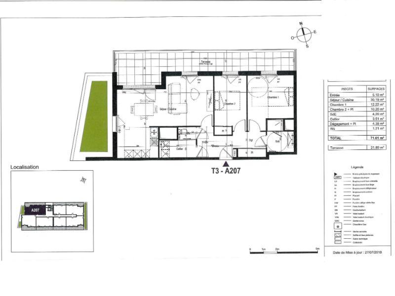 Venta  apartamento Olonne sur mer 263000€ - Fotografía 3