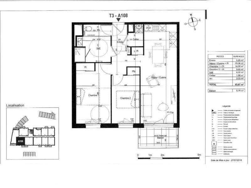Sale apartment Olonne sur mer 226000€ - Picture 3