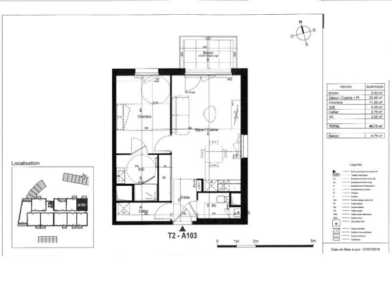 Vente appartement Olonne sur mer 172000€ - Photo 3