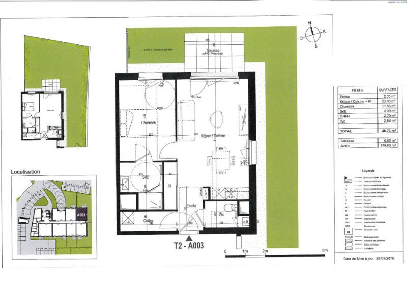 Sale apartment Olonne sur mer 173000€ - Picture 3