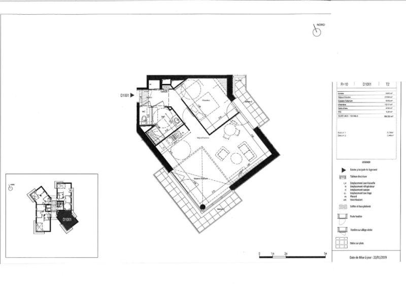 Venta  apartamento Rennes 216000€ - Fotografía 6