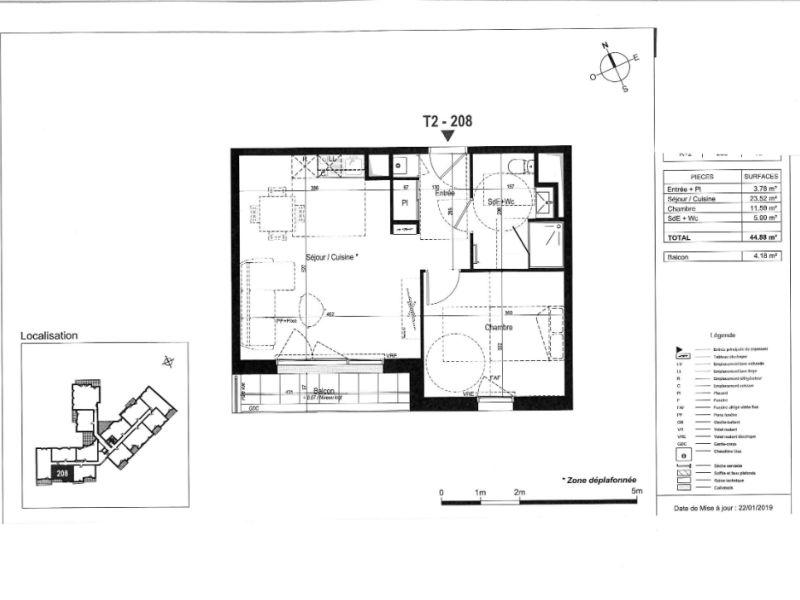 Sale apartment La rochelle 197000€ - Picture 3