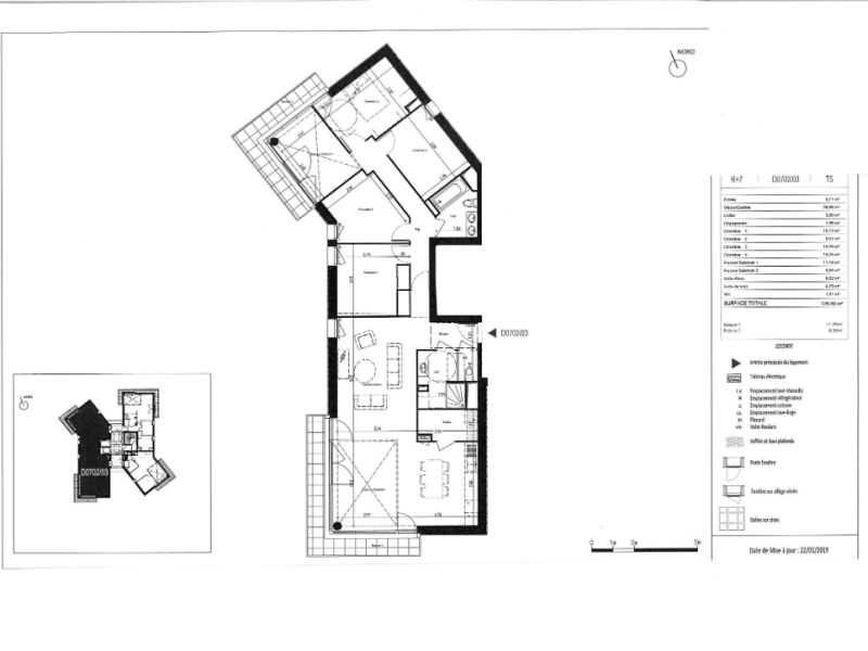 Sale apartment Rennes 387000€ - Picture 6