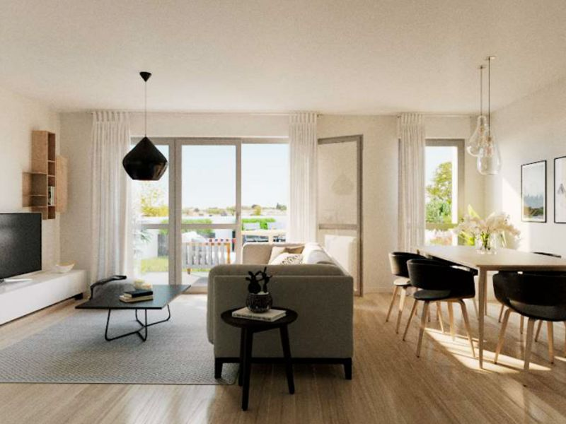 Venta  apartamento La rochelle 185000€ - Fotografía 2