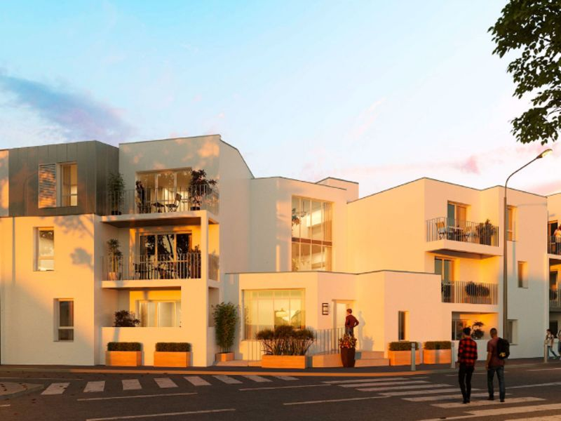 Venta  apartamento La rochelle 208000€ - Fotografía 1