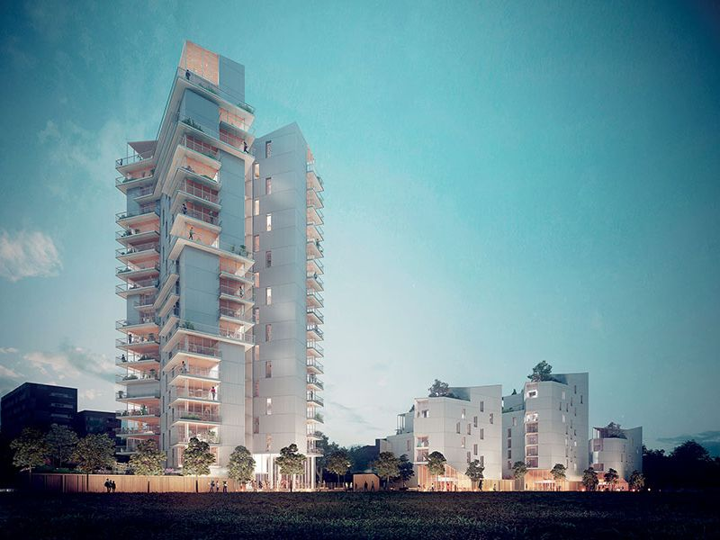 Venta  apartamento Rennes 252000€ - Fotografía 5