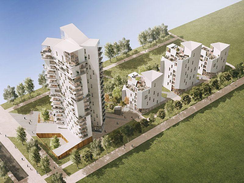 Venta  apartamento Rennes 206000€ - Fotografía 4