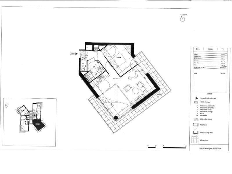 Venta  apartamento Rennes 206000€ - Fotografía 6