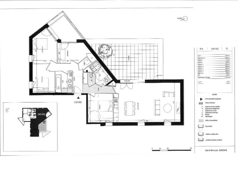 Venta  apartamento Rennes 420000€ - Fotografía 6