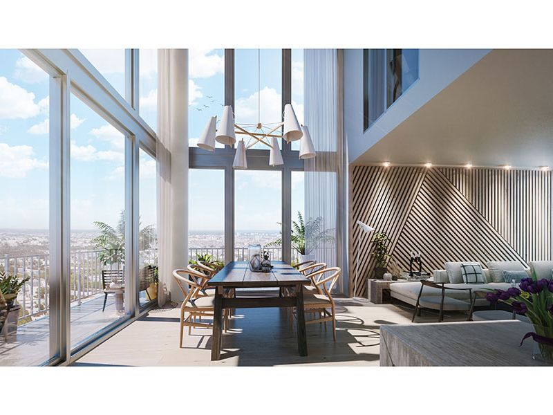 Sale apartment Rennes 433000€ - Picture 1