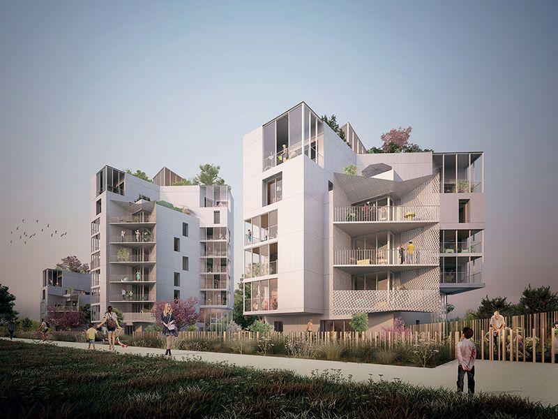 Venta  apartamento Rennes 433000€ - Fotografía 2
