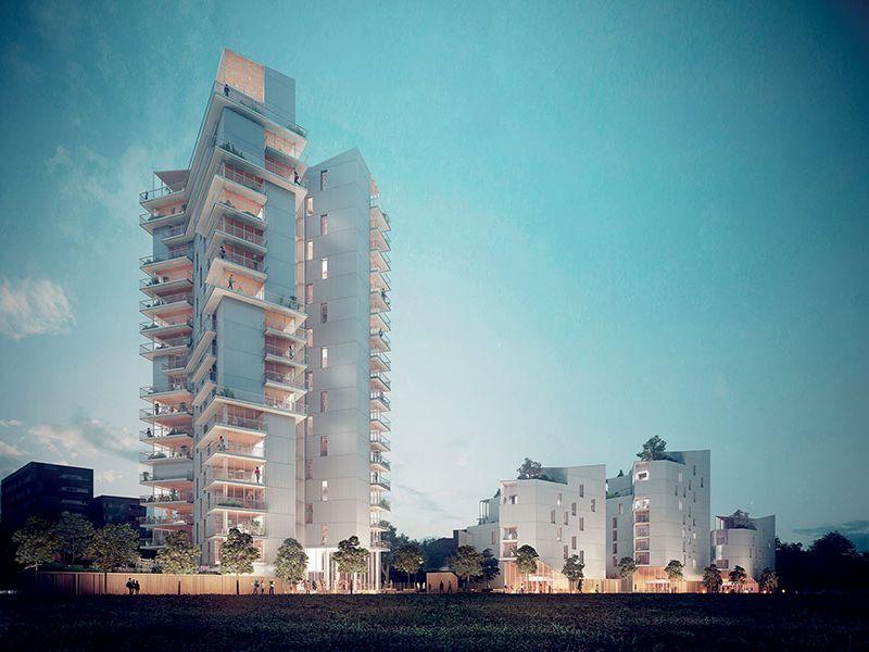 Venta  apartamento Rennes 433000€ - Fotografía 5
