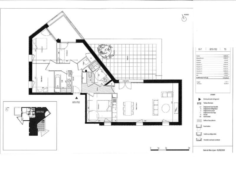 Sale apartment Rennes 433000€ - Picture 6