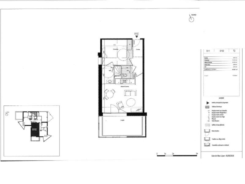 Venta  apartamento Rennes 190000€ - Fotografía 6