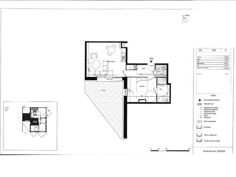 Sale apartment Rennes 194000€ - Picture 6