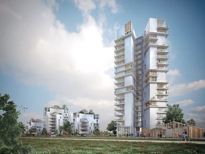 Sale apartment Rennes 252000€ - Picture 2