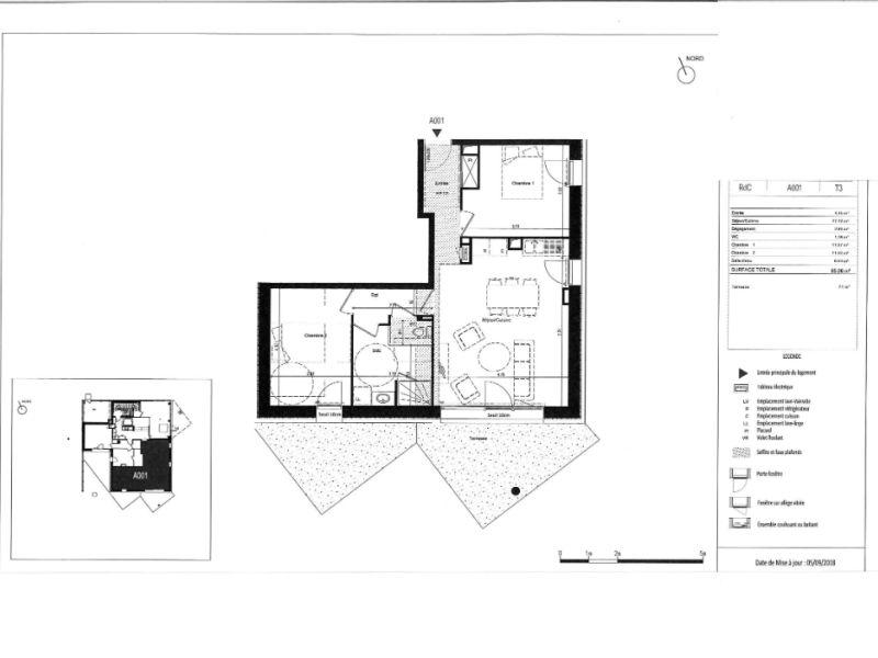 Sale apartment Rennes 252000€ - Picture 6