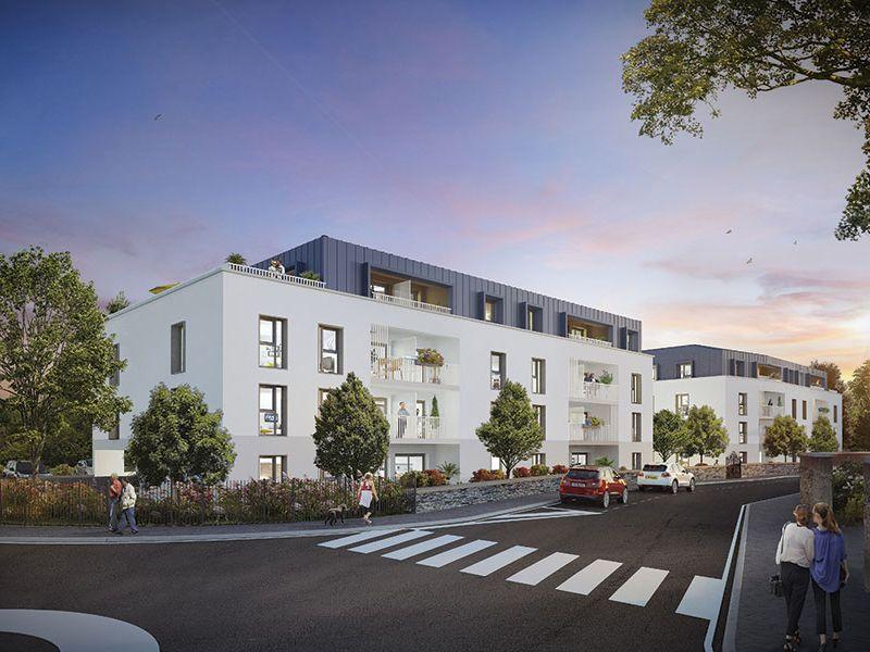 Venta  apartamento Angers 338000€ - Fotografía 3