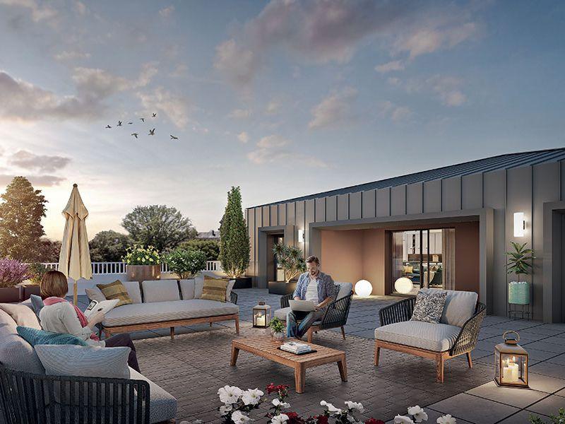 Venta  apartamento Angers 338000€ - Fotografía 4