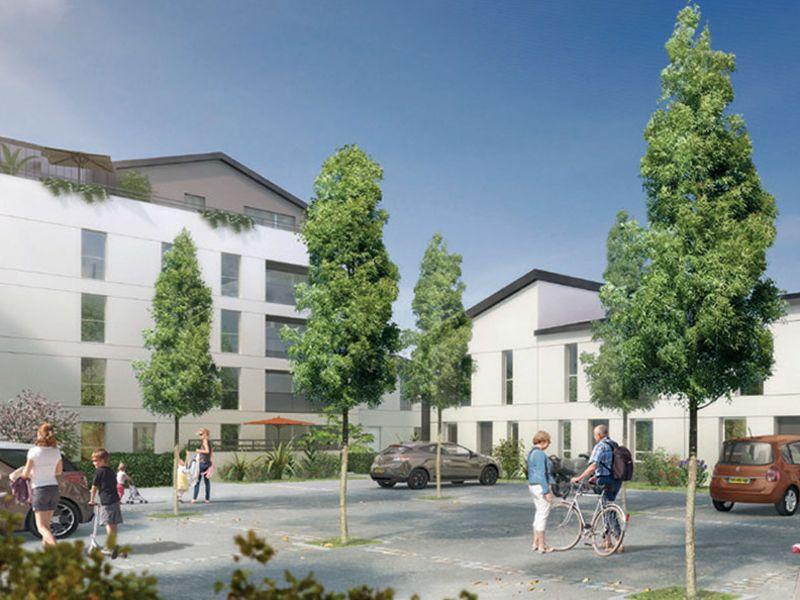 Venta  apartamento Angers 227000€ - Fotografía 2