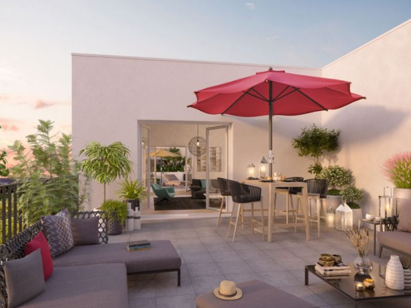 Venta  apartamento Saint nazaire 212000€ - Fotografía 3