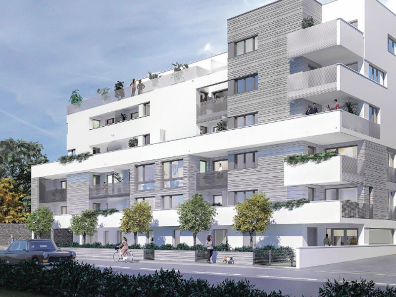 Sale apartment Rennes 321000€ - Picture 1