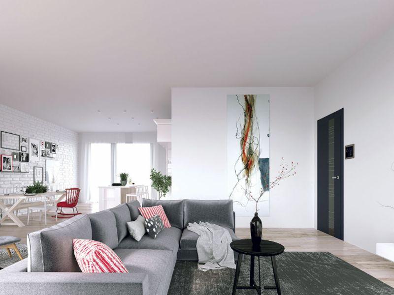 Sale apartment Rennes 321000€ - Picture 2