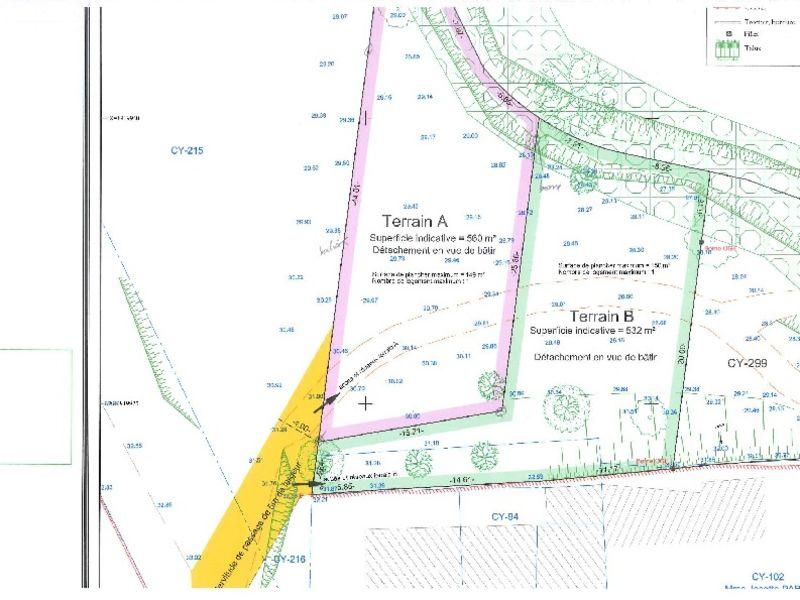 Vente terrain St cyr sur mer 320000€ - Photo 5