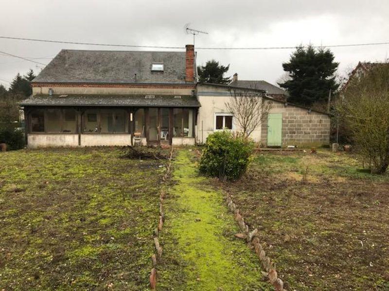 Vente maison / villa Argent sur sauldre 73000€ - Photo 2