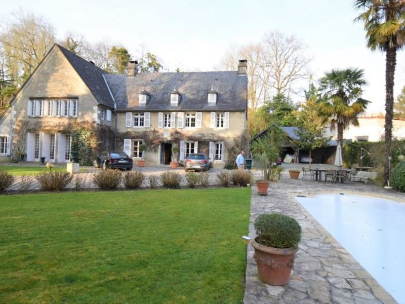 Sale house / villa Billere 1060000€ - Picture 1