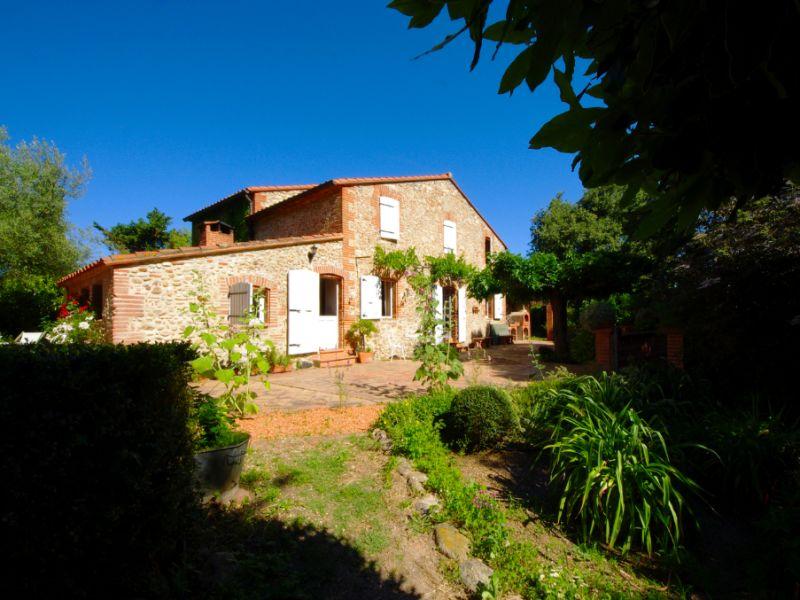 Vente maison / villa Brouilla 572000€ - Photo 1