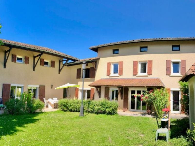 Sale house / villa Bourgoin jallieu 615000€ - Picture 1