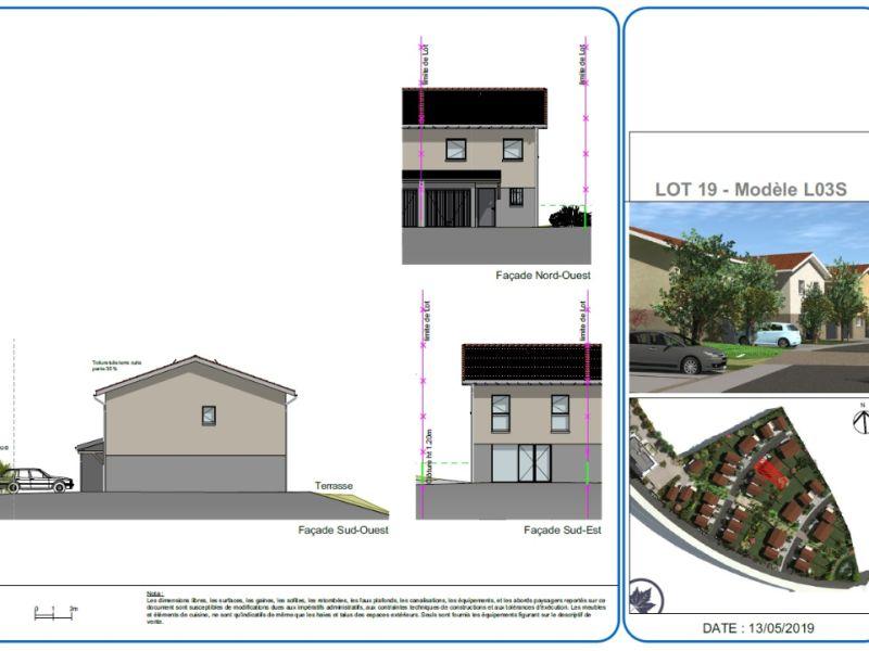 Sale house / villa L isle d abeau 289900€ - Picture 3