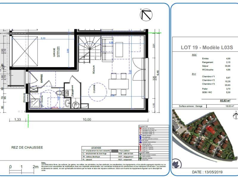Sale house / villa L isle d abeau 289900€ - Picture 4