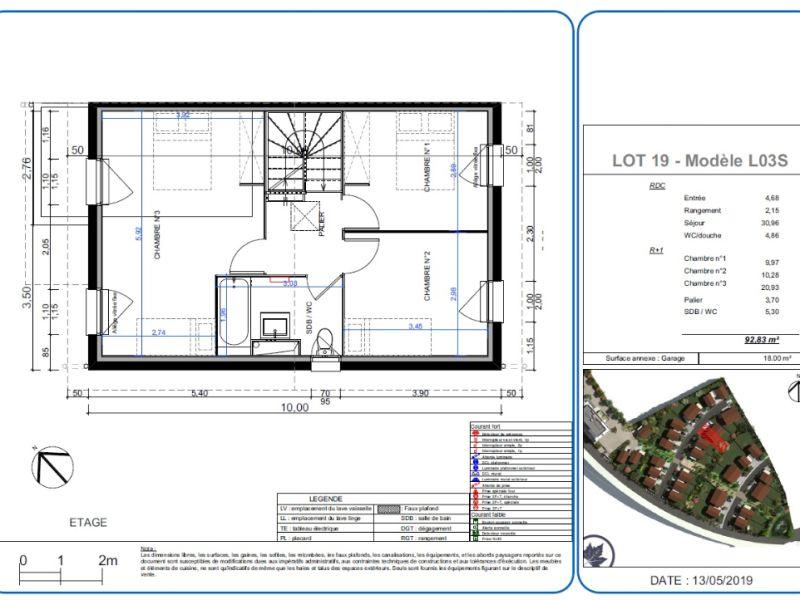 Sale house / villa L isle d abeau 289900€ - Picture 5