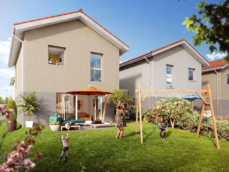 Vente maison / villa L isle d abeau 277400€ - Photo 1