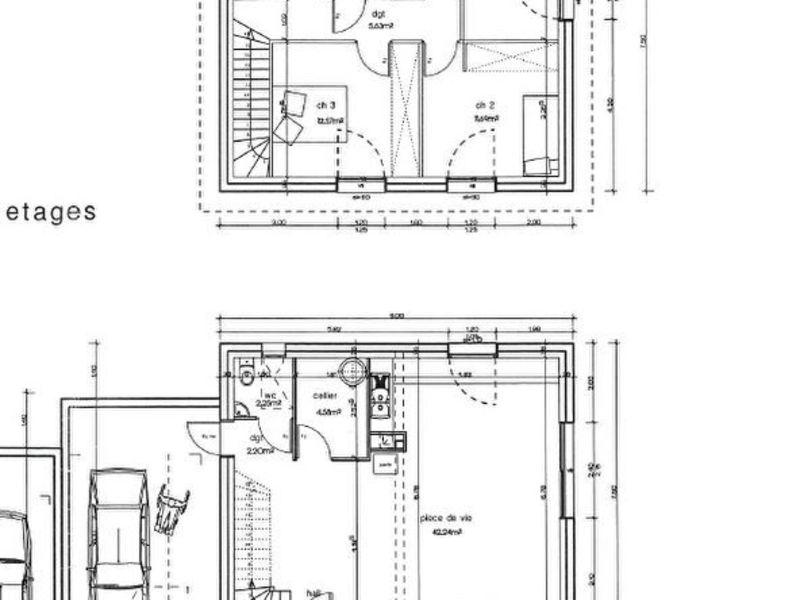Sale house / villa St jean de bournay 209506€ - Picture 2