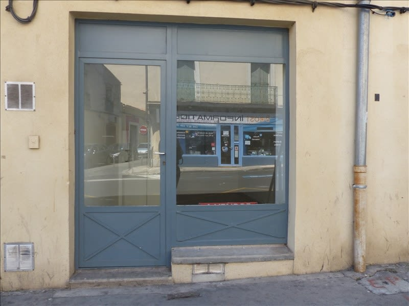 Vente local commercial Beziers 29 000€ - Photo 1