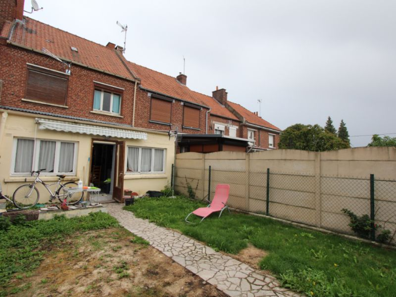 Vente maison / villa Douai 126500€ - Photo 2