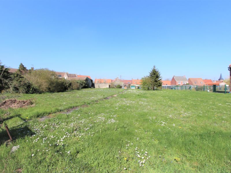 Vente terrain Estrees 62900€ - Photo 1
