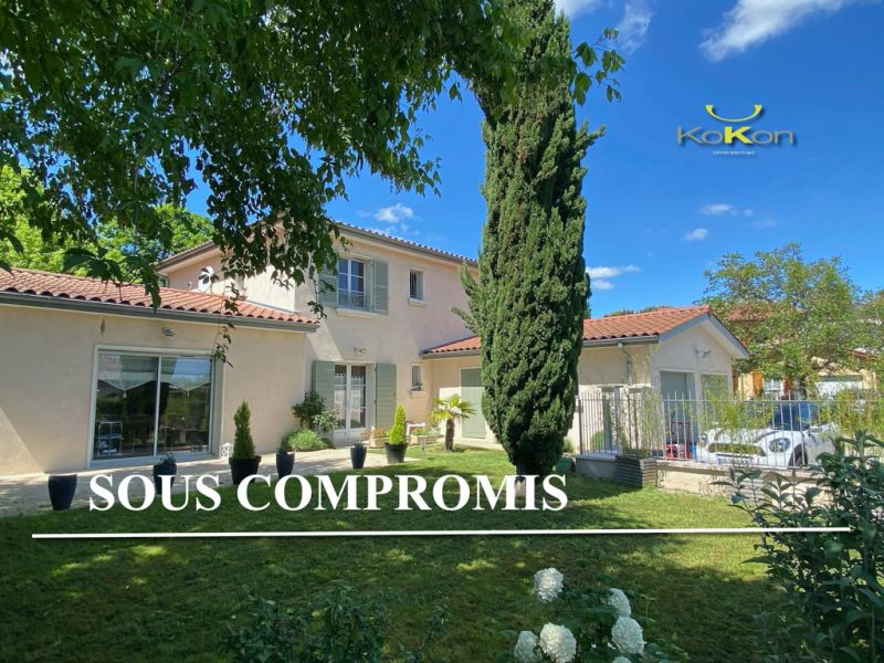 Vente maison / villa Charly 820000€ - Photo 1