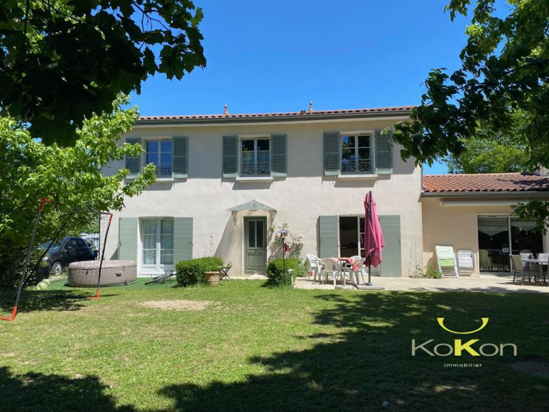 Vente maison / villa Charly 820000€ - Photo 5