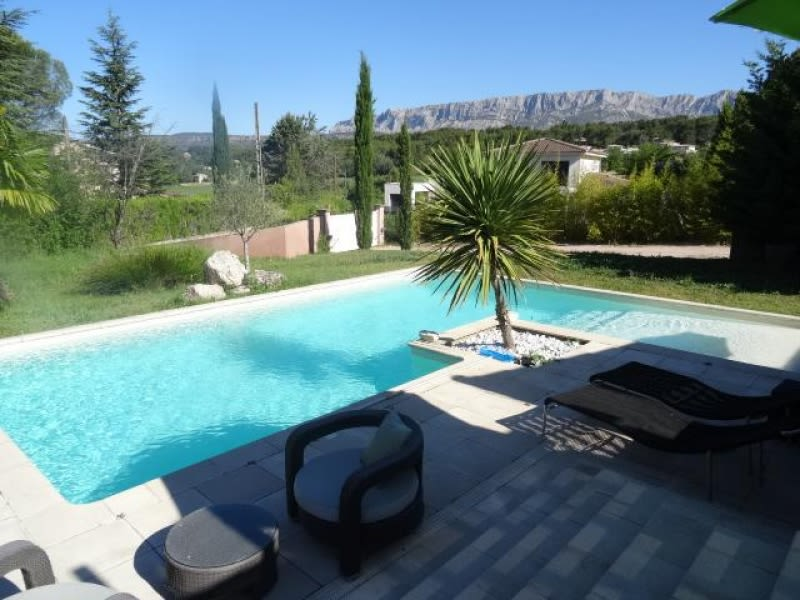 Vente maison / villa Aix en provence 895000€ - Photo 1