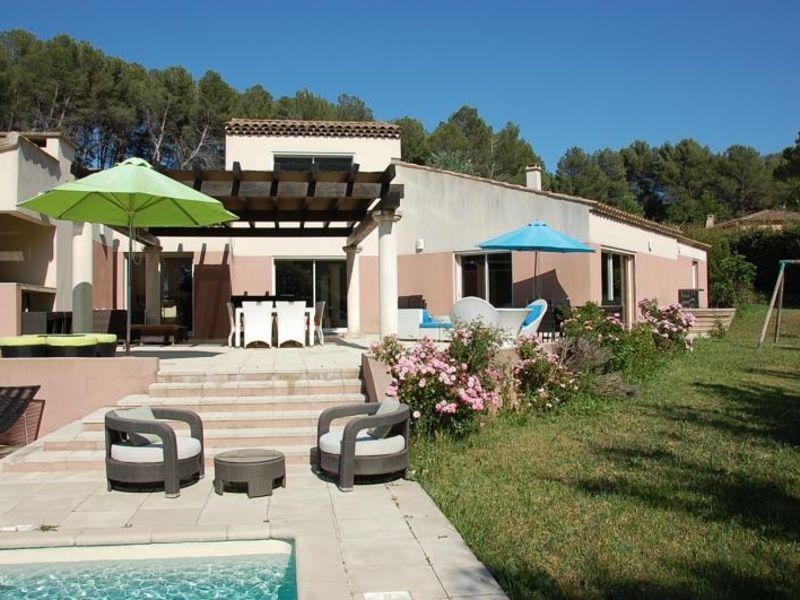Vente maison / villa Aix en provence 895000€ - Photo 2
