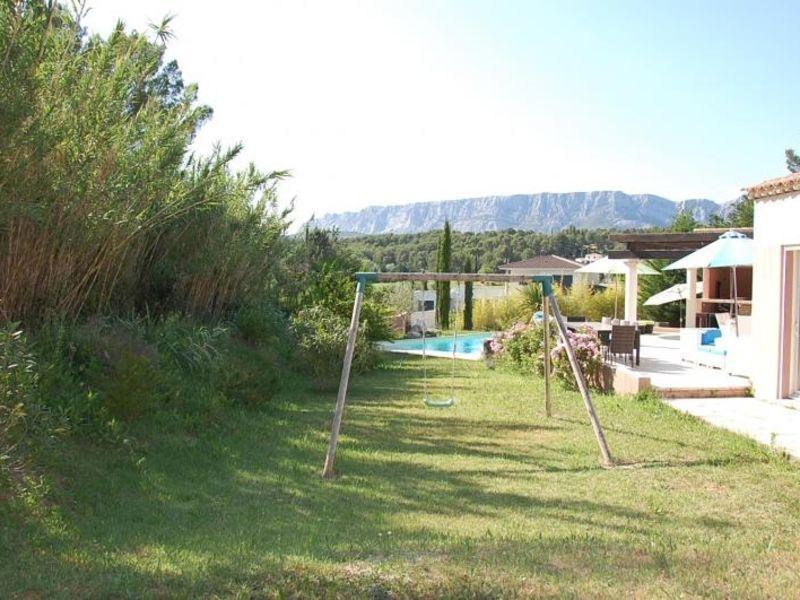 Vente maison / villa Aix en provence 895000€ - Photo 9