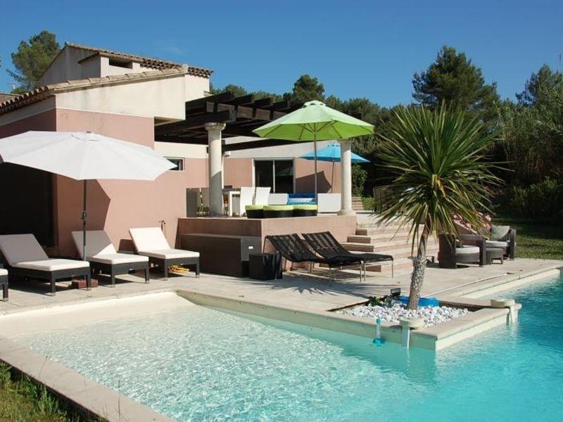 Vente maison / villa Aix en provence 895000€ - Photo 10